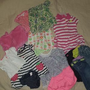 Other - Bundle girls 6 months clothes